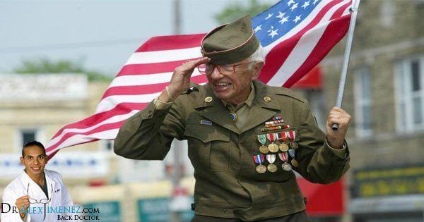 Veterans May Receive Free Chiropractic Care - El Paso Chiropractor