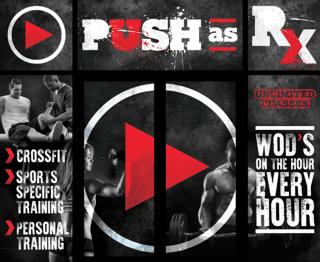Push as RX el paso tx