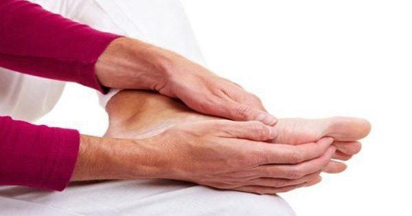 блог картина артрита в ногу