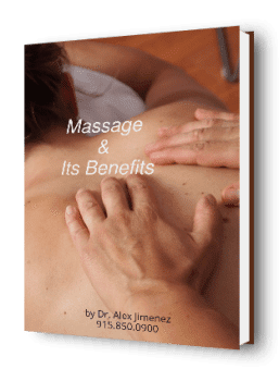 blog picture of person getting back massage