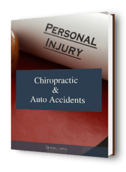 personal injury chiropractic auto accidents book