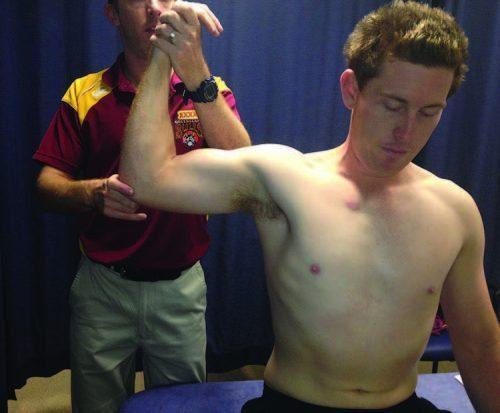 Biceps Load 1 - El Paso Chiropractor