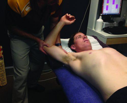 Crank Test - El Paso Chiropractor