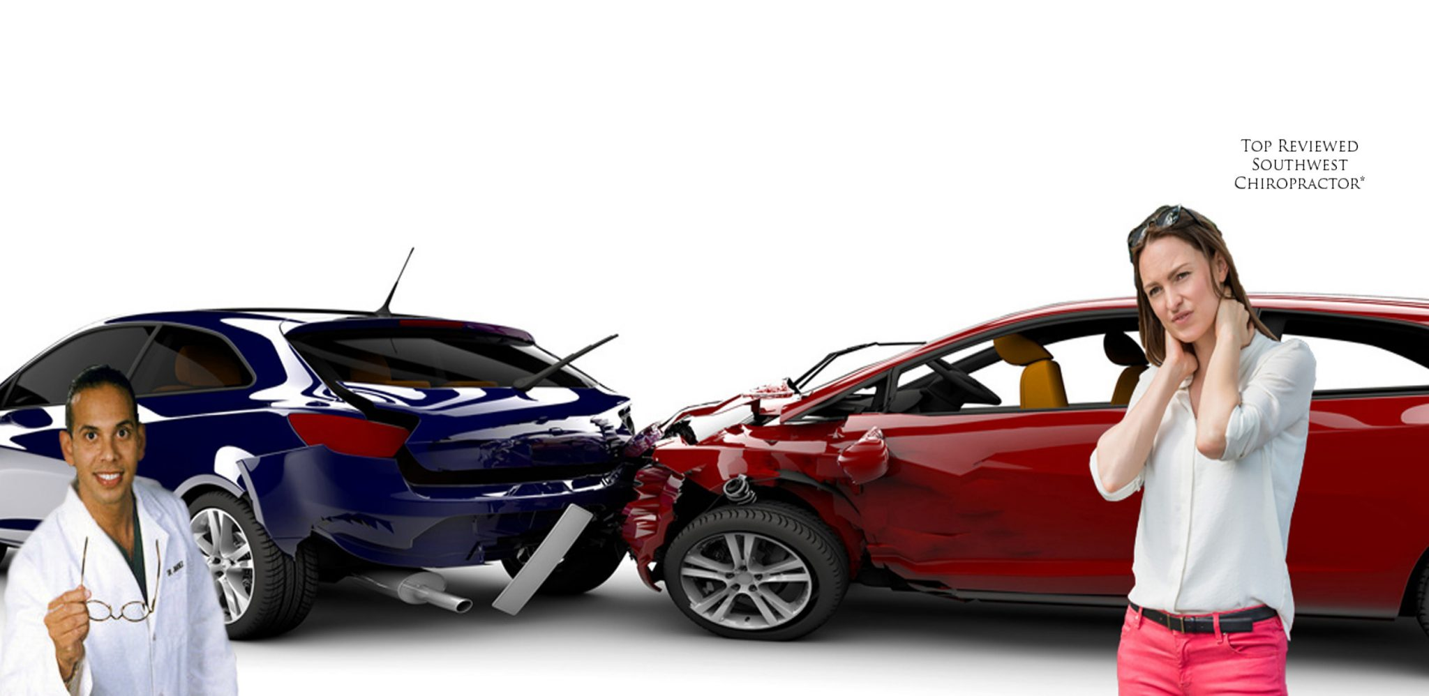 Accidents Are Frustrating. We Are Here To Help.