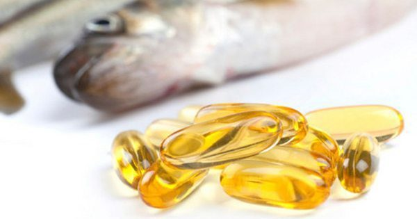 blog picture of fish and vitamins