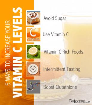 Increasing Vitamin C Levels - El Paso Chiropractor