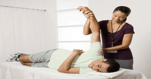 immagine del blog di chiropratico che adegua il paziente