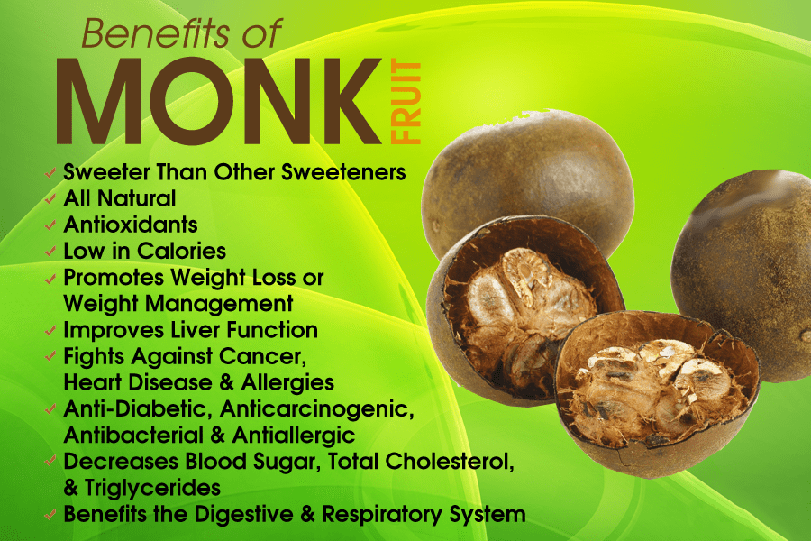 blog picture of monk fruit with all its benefits