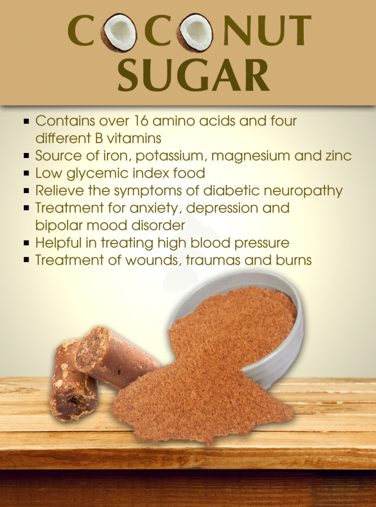 blog picture of coconut sugar an its benefits