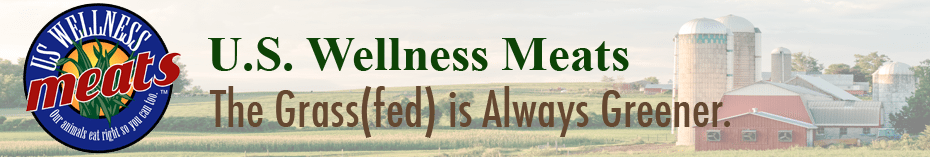 blog picture of farm with U.S. Wellness meats grassfed