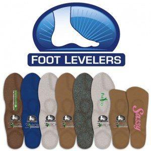 foto di blog di inserti ortotici chiamati livellatori del piede