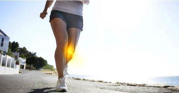 foto del blog della signora che corre vicino alla spiaggia