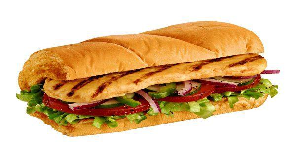 foto del blog di pollo sub sandwich