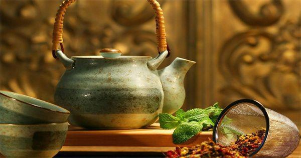 blog de imágenes de té y tetera