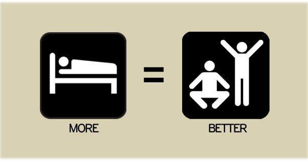 Dormire di più