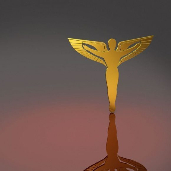 blog picture of Caduceus Symbol in Gold