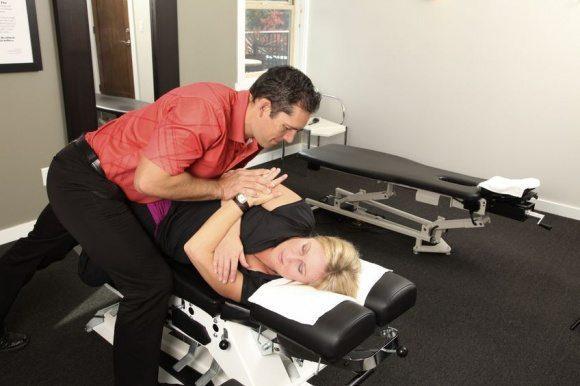 chiropractic adjustment m
