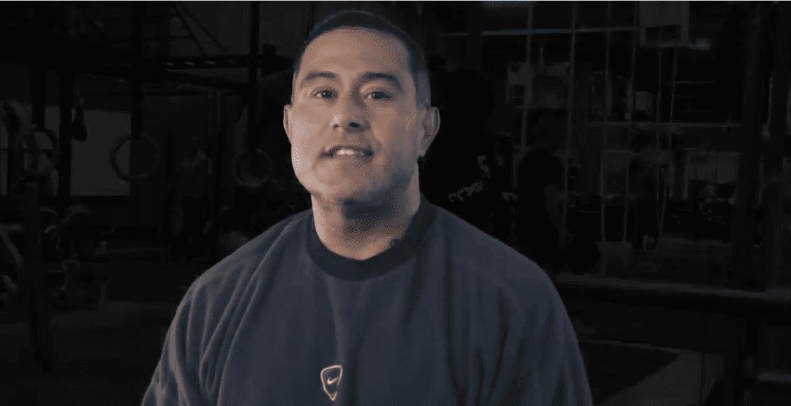 Luis Martinez gives testimonial on push as rx