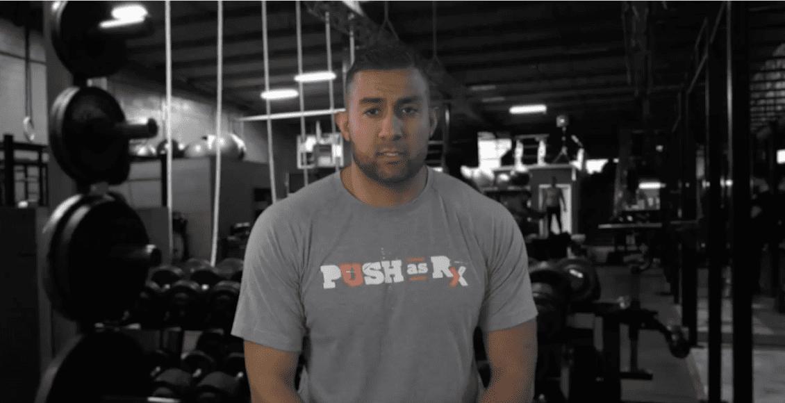 Mike Contreras pushasrx trainer