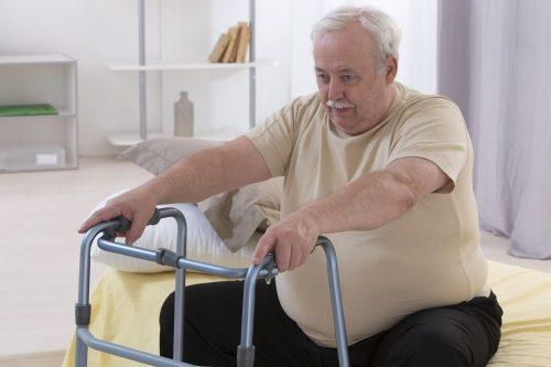 Obesidad y Ancianos