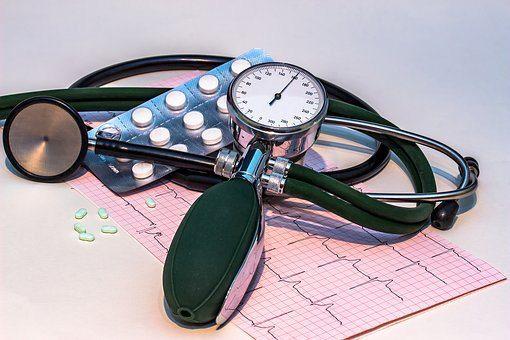 monitor per la pressione del sangue