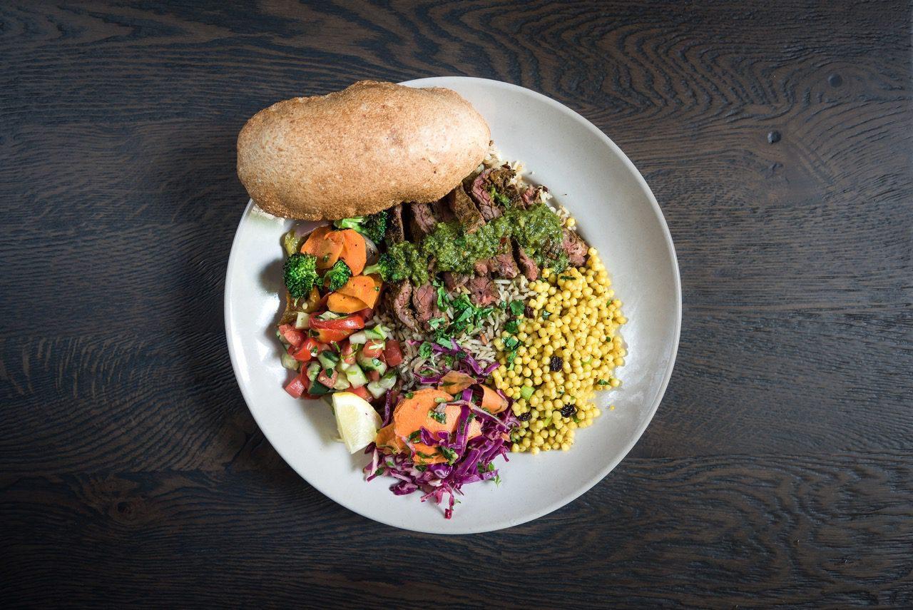 Pita Mediterranean Street Food Nutrition