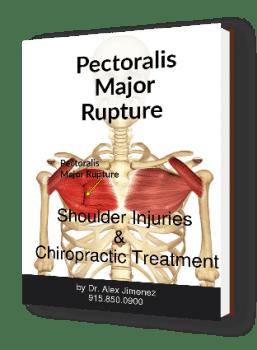 Coprispalle per il trattamento di lesioni alla spalla e chiropratica