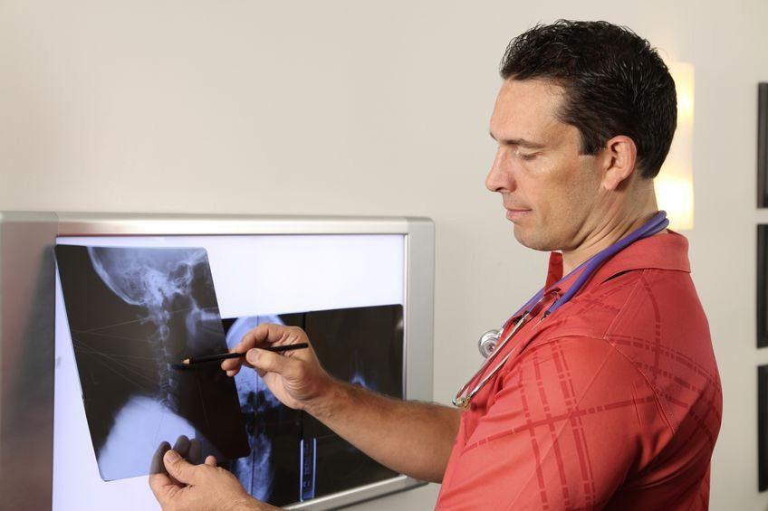 Kiropraktikko X-Ray El Paso, TX
