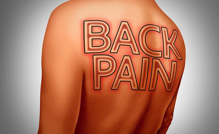 el paso tx general back pain