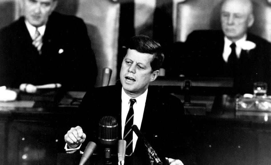 президент Джон Ф. Кеннеди