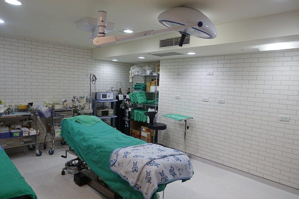 cuarto de cirugía