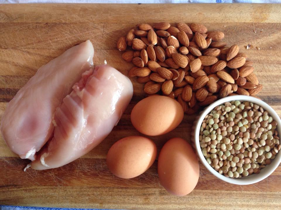 dietary Protein rich Foods