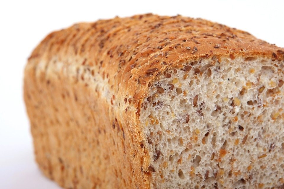 muscle fasciculations wheat protein loaf