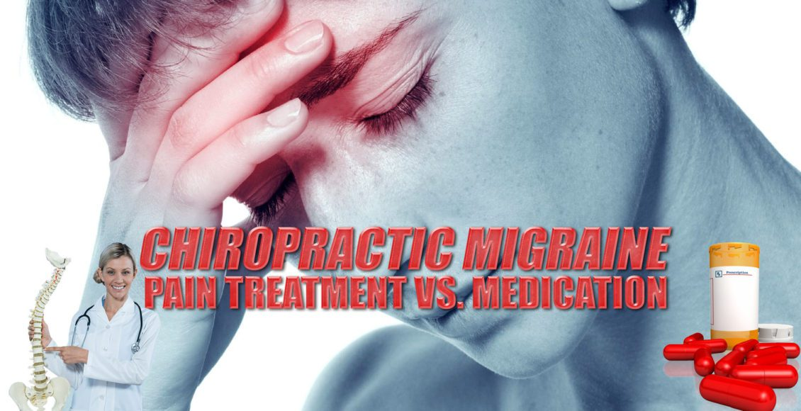 Chiropractic Migraine Pain Treatment vs. Medication Cover Image | El Paso, TX Chiropractor