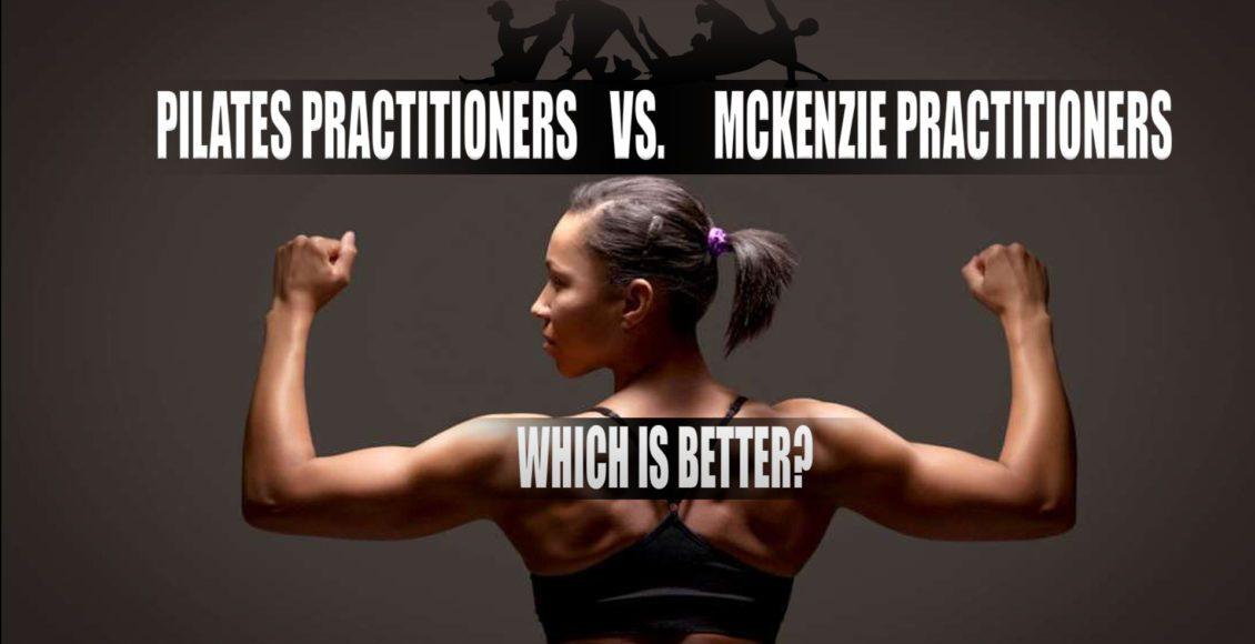 Quiropráctico de Pilates vs. Quiropráctico de McKenzie: ¿Qué es ...