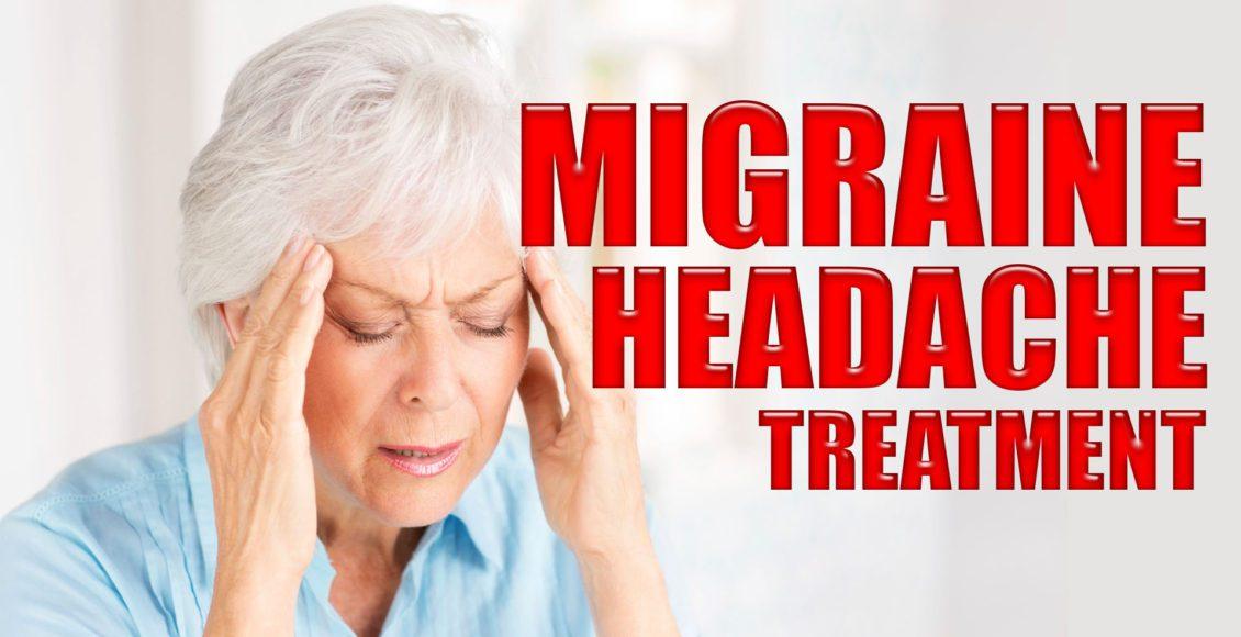 Migraine Headache Treatment Cover Image