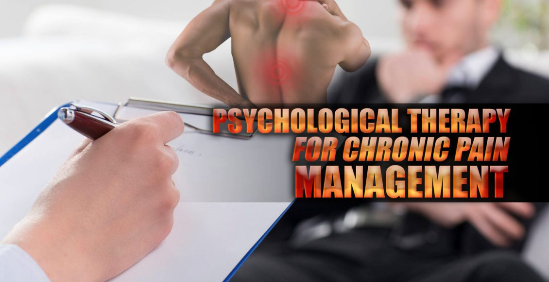 Image of a patient receiving psychological therapy for chronic pain management.