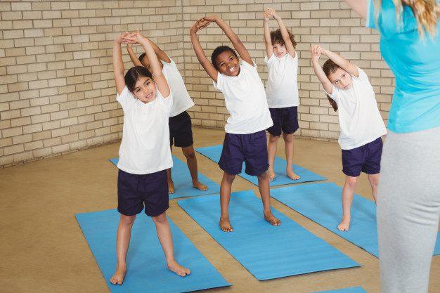 11860 Vista Del Sol, Ste. Pelatihan Anak dan Kekuatan