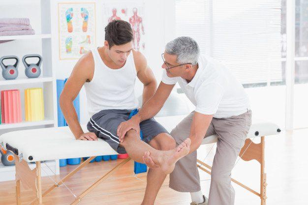 11860 Vista Del Sol, Ste. 128 Knee Pain Chiropractic Rehab El Paso, Texas