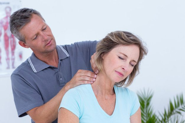 11860 Vista Del Sol, Ste. 126 Neck Pain Prevention Tips El Paso, Texas