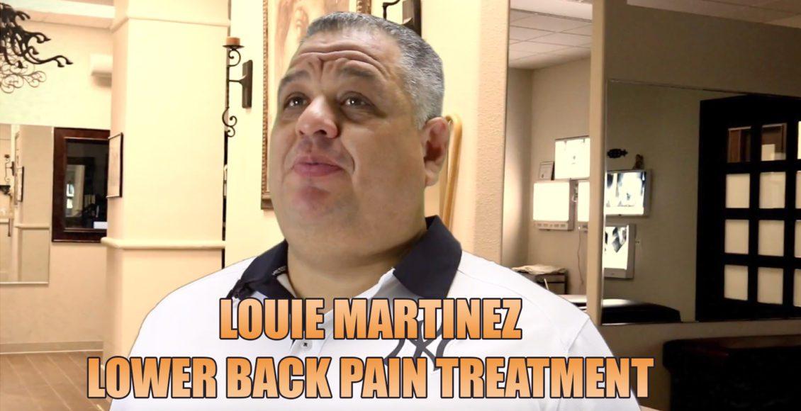 tratamiento del dolor lumbar el paso tx.