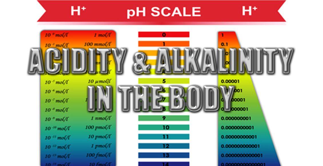 acidità e alcalinità el paso tx.