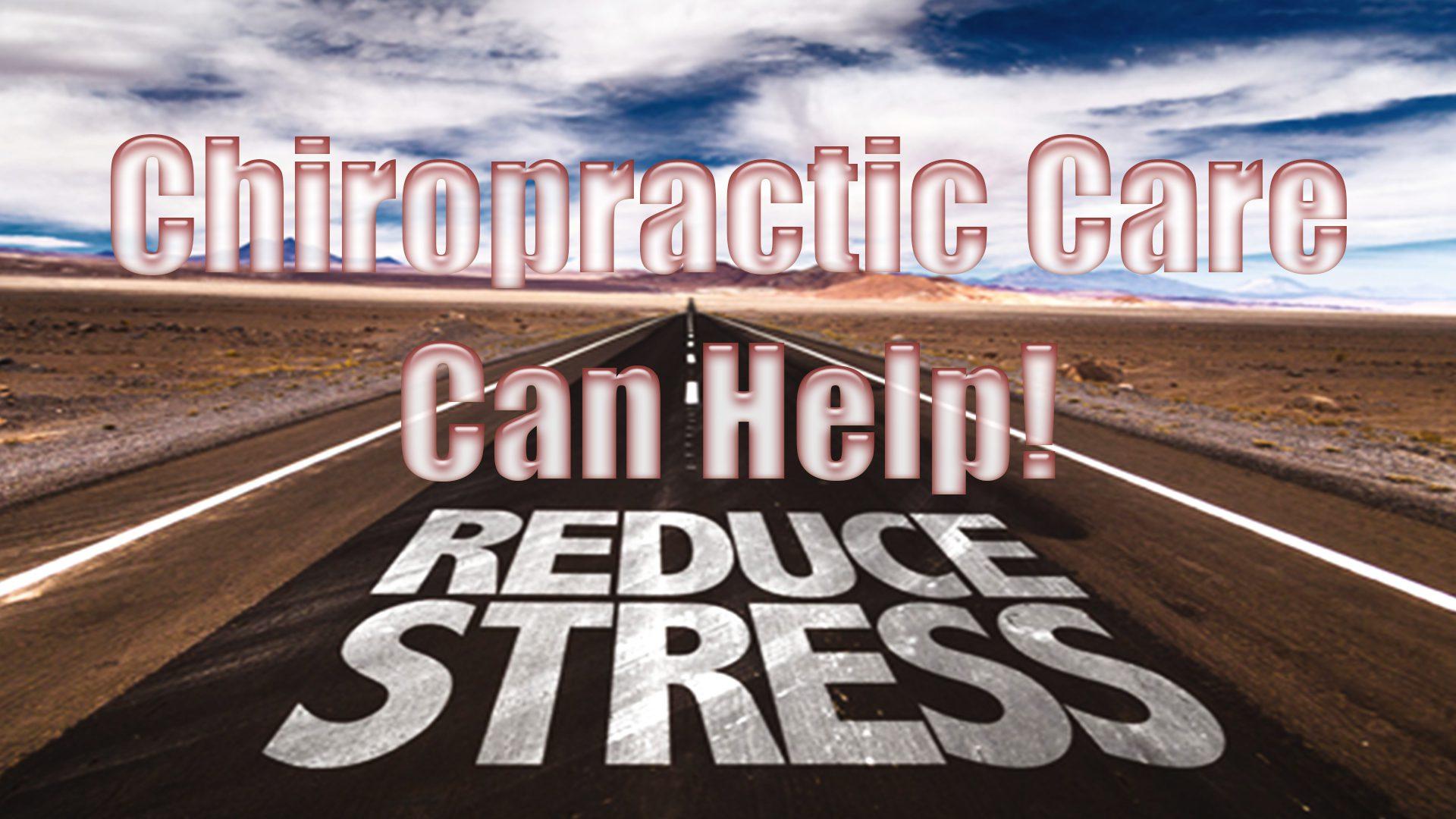 menghilangkan perawatan chiropractic stres el paso tx.