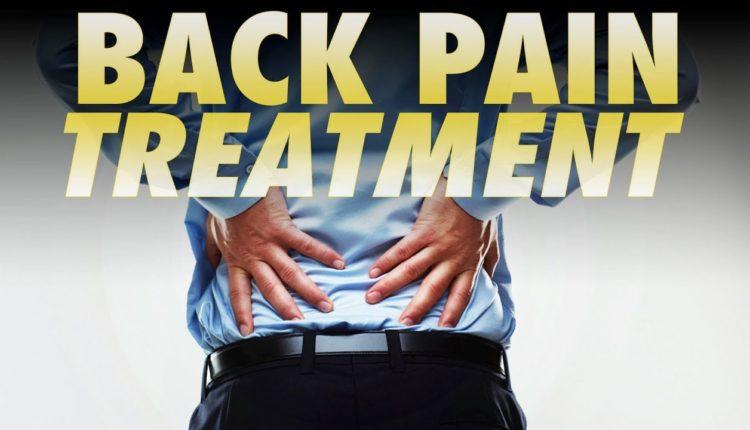 nyeri punggung chiropractic treatment el paso tx.