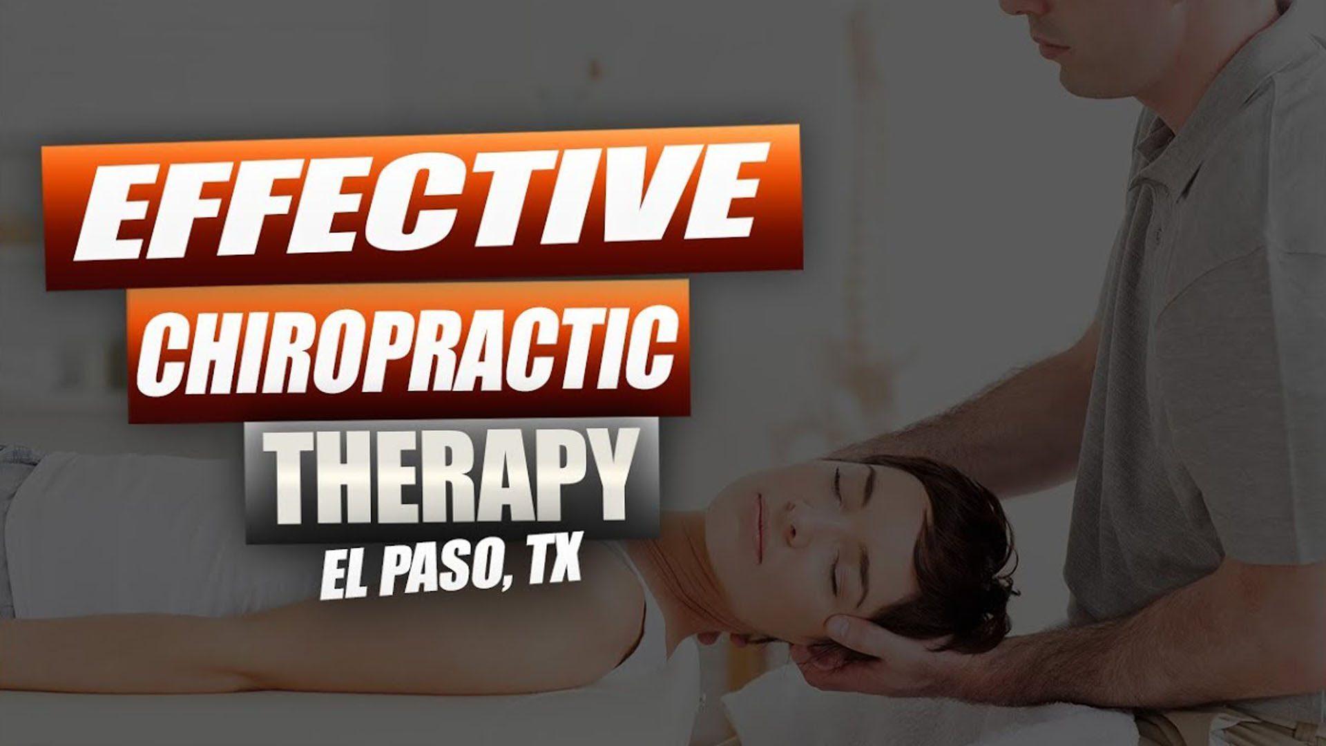 эффективная помощь хиропрактики el paso tx.