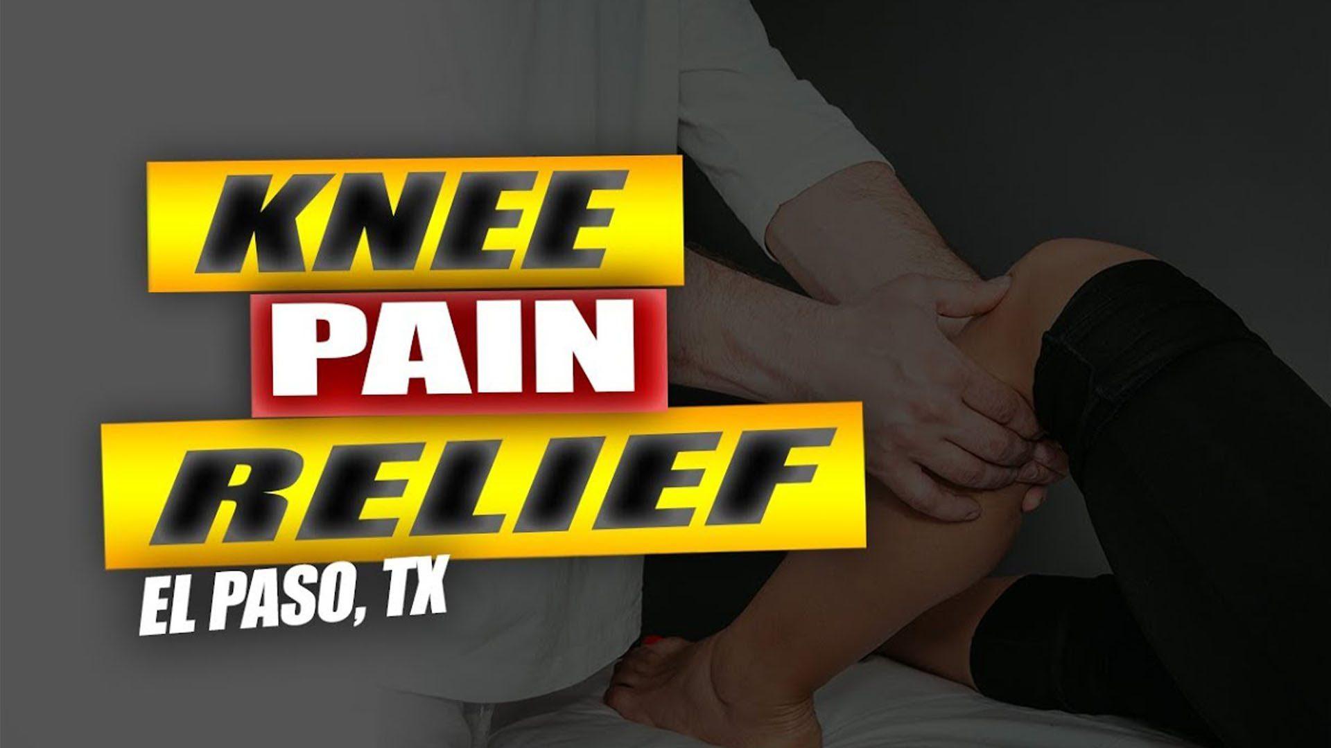 knæ smerte el paso tx.
