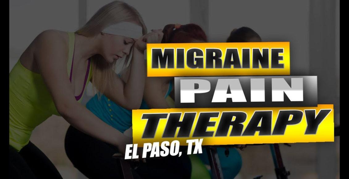 migraña quiropráctica alivio el paso tx.