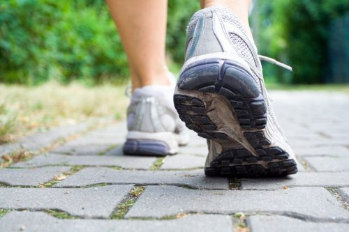 Польза для здоровья ходьба обеспечивает Эль-Пасо TX.