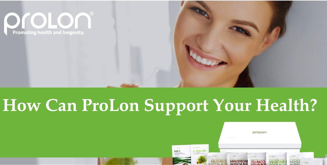 Prolon puede apoyar su salud el paso tx.