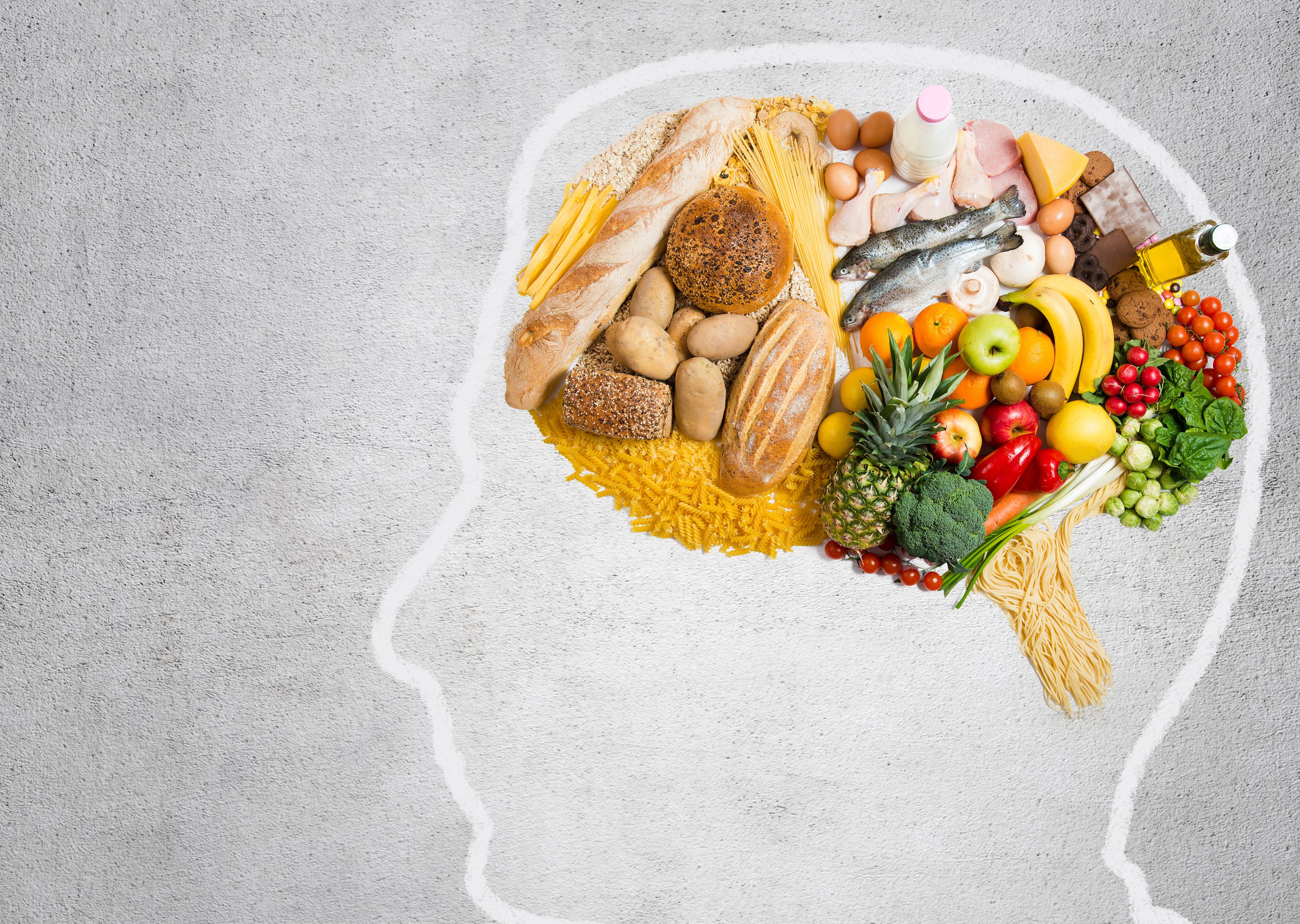 Nutrition in Middle Age Brain Function | El Paso, TX Chiropractor